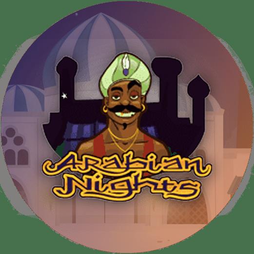 Logo Arabian Nights