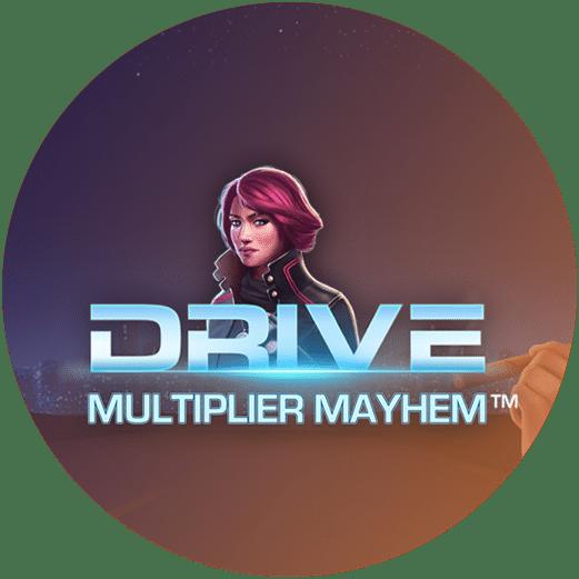 Logo Drive Multiplier Mayhem