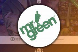 Mr Green home