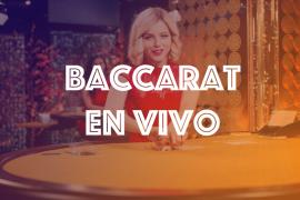 Baccarat en Vivo