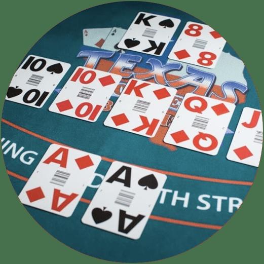 Logo Poker en Vivo