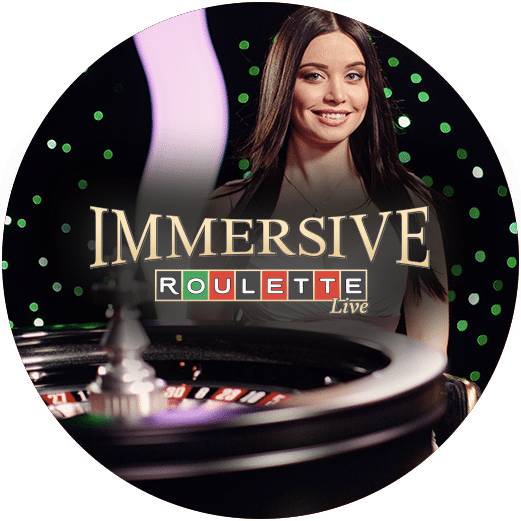 Logo Immersive Roulette
