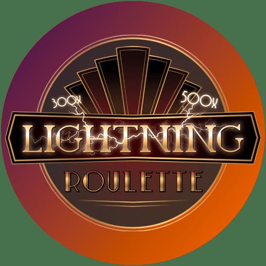 Logo Lightning Roulette